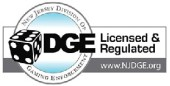 New Jersey DGE Licensed & Regulated