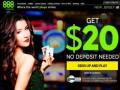 888casino - Legal website in the U.S.