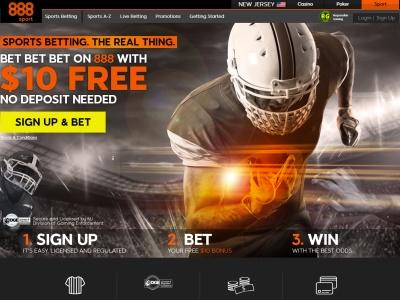 Sports Betting 888sport NJ