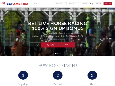 Horse Betting BetAmerica
