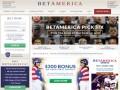 BetAmerica - Legal website in the U.S.