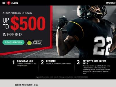 Sports Betting Betstars NJ
