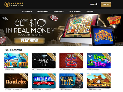 Software Caesars Casino