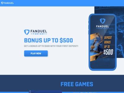Fantasy Sports FanDuel