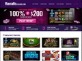 HarrahsCasino.com - Legal website in the U.S.